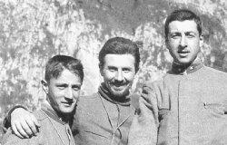 Eredità di affetti e di ideali dal fronte: i fratelli Garrone, alpini