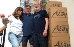 La Alberto Dalmasso Onlus dona 20 pacchi alimentari ai bisognosi