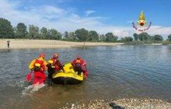 Ritrovato il corpo del giovane disperso nel fiume Sesia