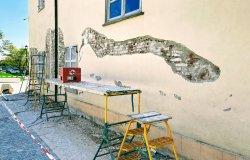 Restauro delle facciate nord ed est di Villa Paolotti