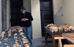 La cripta di Santa Maria Maggiore al Meeting italiano di paleopatologia