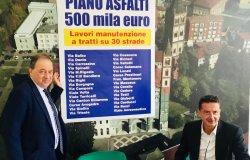 """Vercelli: mezzo milione per """"rifare il look"""" a 30 strade"""
