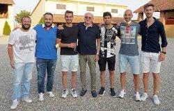 Festeggiato il 'triplete': due vittorie in Coppa Italia e la serie A1