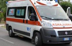 Vercelli: auto contro moto, un ferito grave