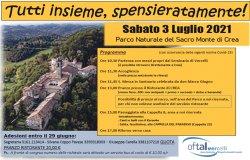 Oftal Vercelli:  una giornata al Parco del Sacro Monte di Crea