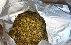 La Guardia di Finanza sequestra 23 tonnellate di pistacchi