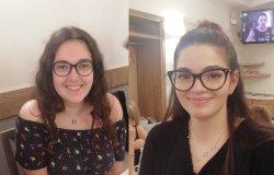 """Professionale Lanino: due """"cento"""" per Marzia Cittadino ed Elisa Coviello"""