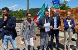 Ponte di Romagnano, Fdi accusa di inerzia il ministro