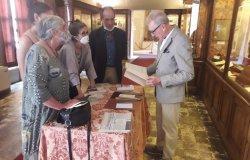 Donati da Rudi Niccolini agli eredi Garrone otto documenti