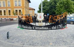 Banda Musicale cittadina: una rotonda per i 228 anni di istituzione