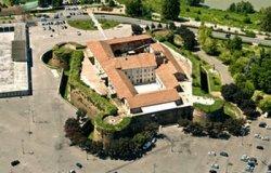 Al Castello tre opere monumentali realizzate dal vivo