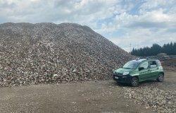 Forestale: sequestrato impianto di trattamento terre da scavo illegale