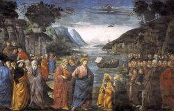 Lo sguardo di Gesù va a cogliere gli smarrimenti, la fatica dei suoi