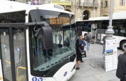 Atap: in città due bus totalmente elettrici