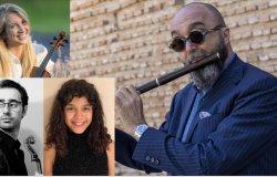 Camerata Ducale Juniorin concerto con il flautista Massimo Mercelli