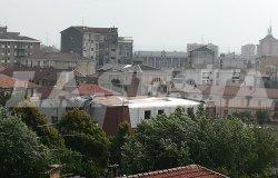 Vercelli: vola via il tetto della palestra Bertinetti
