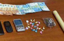 Arrestato marocchino per detenzione di stupefacenti al fine di spaccio