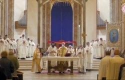 La diocesi di Vercelli in pellegrinaggio al santuario di Oropa