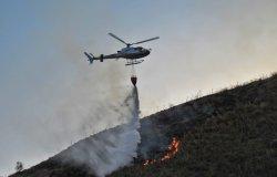 Piemonte: partiti 14 volontari per contrastare gli incendi in Calabria