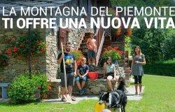 Piemonte: aperto il bando per chi vuole trasferirsi in montagna