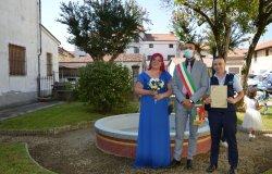 Sandra e Cinzia: prima coppia del paese ad essere unita civilmente