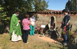 Due anni dopo, celebrata la messa al Santo Spirito-Borla