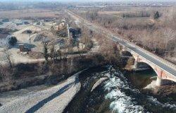 Ponte Sant'Anna, il raddoppio questa volta si farà