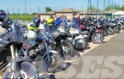Costanzana, motoraduno per Adry: raccolti 300 euro per le famiglie Sma