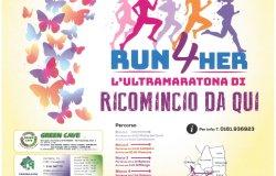 Run4Her, una corsa contro la violenza sulle donne