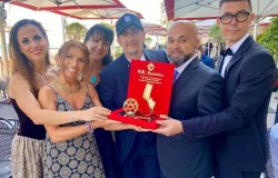 "Al film ""Lupo Bianco"" l'International Starlight Cinema Award"