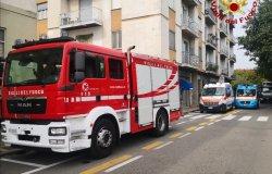 Cade in casa e si ferisce: emorragia fermata dai Vigili del fuoco
