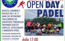 Sabato 18 settembre open day di padel al circolo Pro Vercelli
