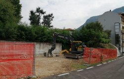 Nuovo parcheggio con 12 stalli in via Vecchia per Grignasco