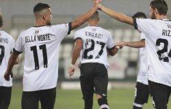 La Pro Vercelli saluta la Coppa: l'Albinoleffe passa ai rigori