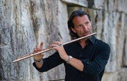 Alberto Navarra, Alessandro Longhi, concerto al chiostro di Sant'Andrea