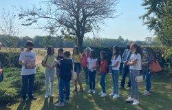 "Trenta alberi piantumati nelle alle due ""Oasi del Pellegrino"""