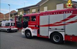 Cade in casa: anziana soccorsa in via Monte Bianco