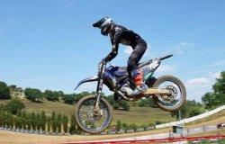Il vercellese Pablo D'Aniello campione italiano di motocross