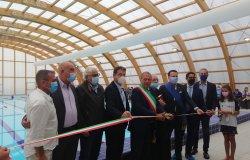 """Vercelli ha finalmente l'impianto natatorio: inaugurate """"Le Piscine"""""""