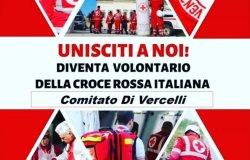 Vercelli: la Croce Rossa organizza corsi per aspiranti volontari