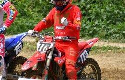 Luca Arimatea campione italiano Expert Mx 1