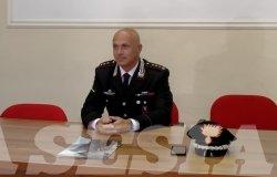 Carabinieri: Emanuele Caminada è il nuovo comandante provinciale