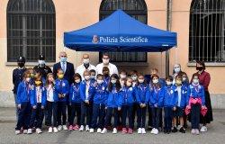 Vercelli: la polizia ha festeggiato il patrono San Michele Arcangelo