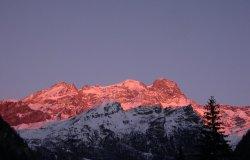 Un anello ciclabile attorno al Monte Rosa tra Piemonte e Val d'Aosta