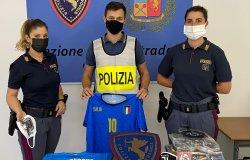 Vercelli: scoperto un giro di magliette e mascherine contraffatte