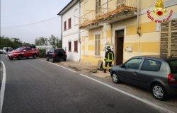 Vercelli: fuga di gas in via Carengo, zona evacuata