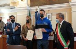 Vercelli premia Arimatea e D'Aniello