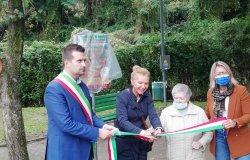 Il parco giochi Sant'Anna dedicato a Caterina Platini