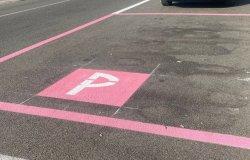 In arrivo i posteggi rosa per donne in gravidanza o con bimbi piccoli