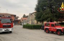 Crescentino: soccorso anziano caduto in casa, in via Faldella